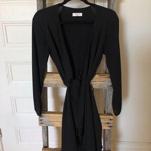 BABATON Black Wallace Dress